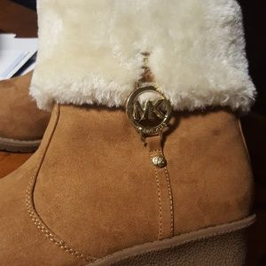 Michael Kors Wendy Boot